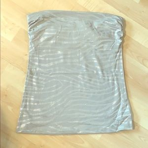 NWT Express Strapless Tube Top